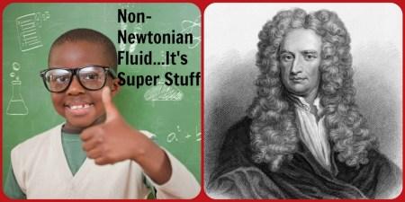 non-newtonian fluid
