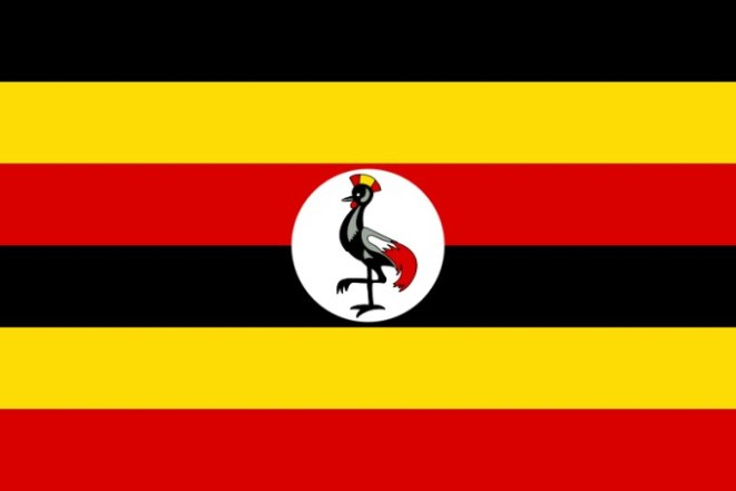 Image result for Uganda flag