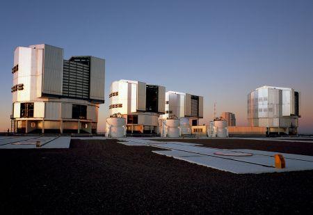 Observatorio VLT del ESO