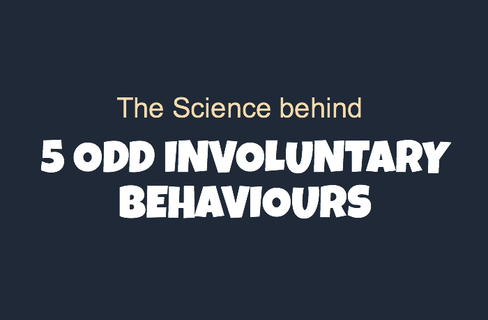 Science behind odd behaviours