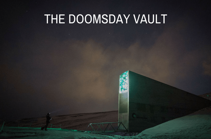 The Doomsday Vault: Svalbard Global Seed Vault The Last Hope for Human Survival?