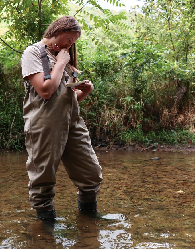 Sarah Colletti in Indian Creek