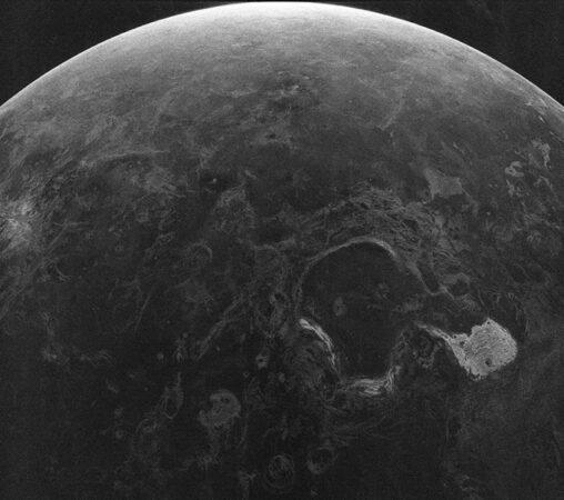 2015 image of Venus