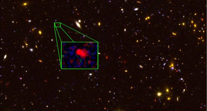 Oldest, most distant galaxy found | Science News for Students