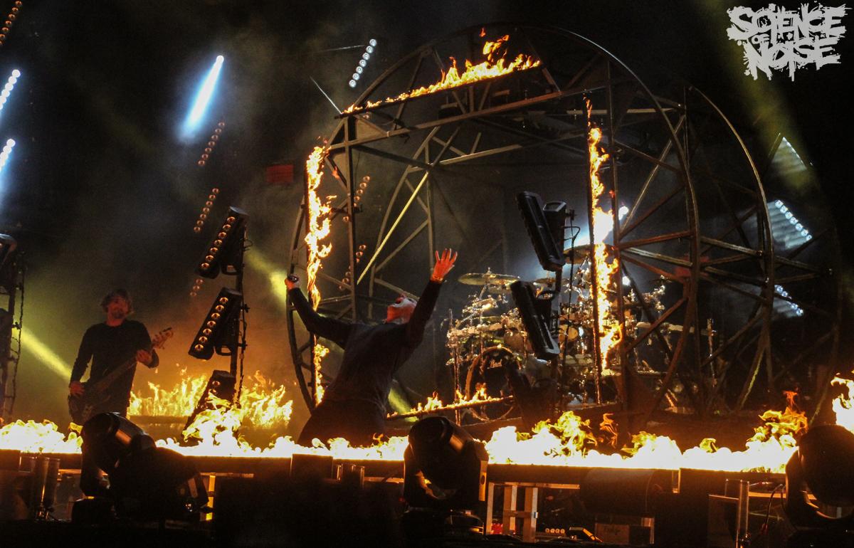 Hellfest (II): O como ver a Parkway Drive graduarse con matrícula de honor