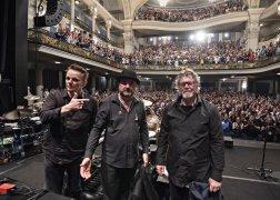 king Crimson -Teatro Coliseum Barcelona TL