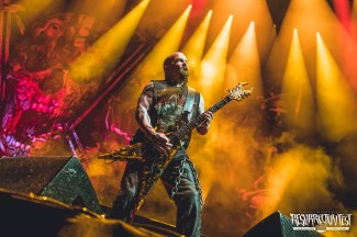 Slayer - - Foto Resurrection Fest