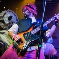 Entrevista a Gatto Panceri 666, bajista de Nanowar of Steel: 'Recibimos un montón de insultos y críticas por la canción, y la mayoría de gente ni siquiera se enteró de que es una parodia'
