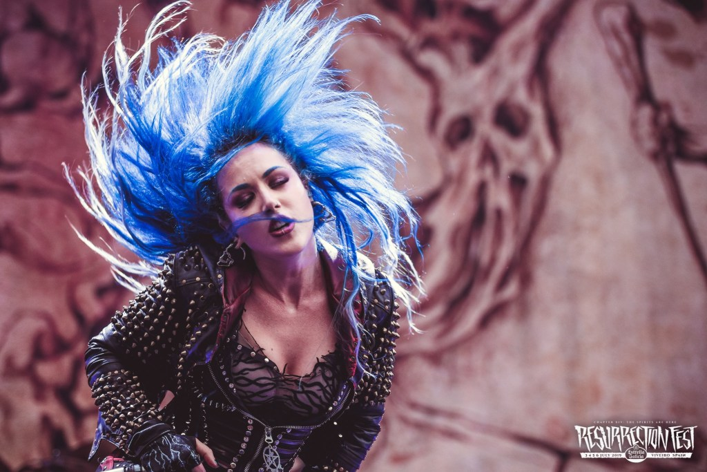 Arch Enemy - Foto Resurrection Fest