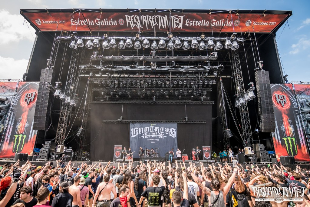 Brothers Till We Die - Foto Resurrection Fest
