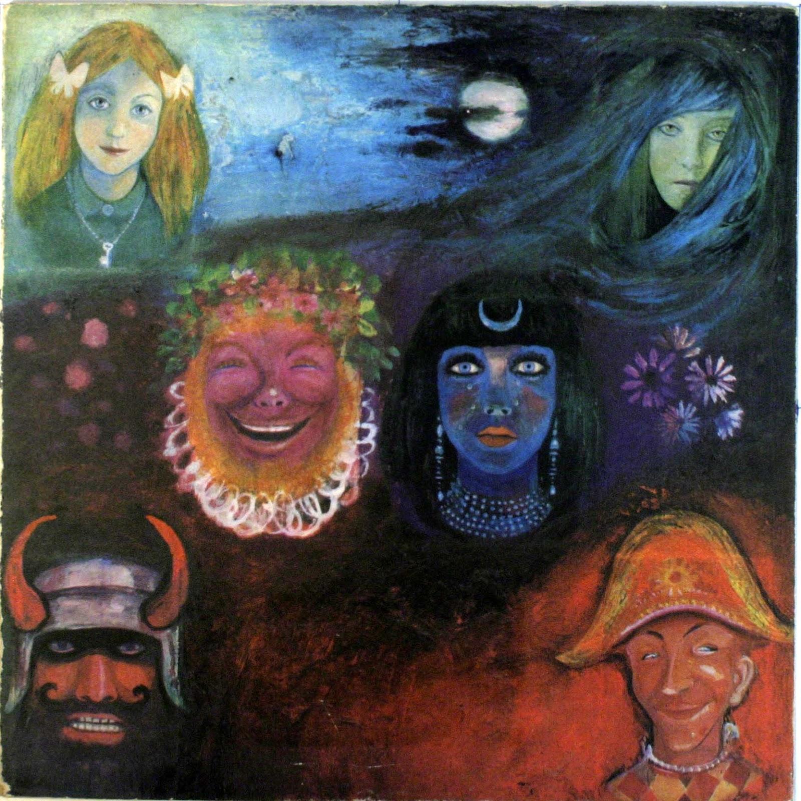 Los 25 mejores discos de rock progresivo.... King-crimson-in-the-wake-of-poseidon
