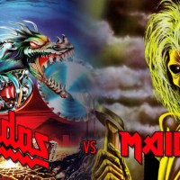 Iron Maiden Vs Judas Priest: ¡Larga vida al heavy metal!