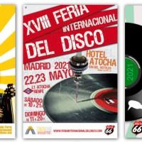 Vuelve la Feria Internacional del Disco a Barcelona, Madrid y Bilbao