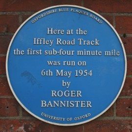The Roger Bannister Effect: The Myth of the Psychological Breakthrough