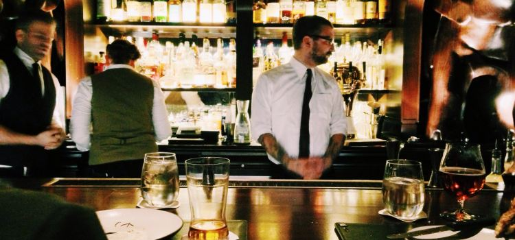 Understanding Interaction: The time I learnd how to coach at a bar.