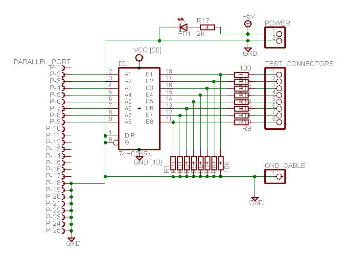 simple logic analyzer for hobbyists do it easy with scienceprog rh scienceprog com Digital Logic Analyzer Logic Analyzer Benchtop