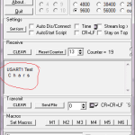 Connecting STM32 USART to standard I/O streams in GCC