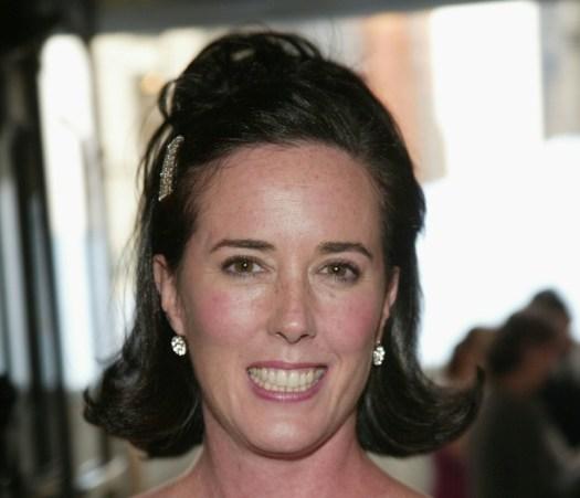 La styliste américaine Kate Spade, le 6 juin 2004 à New York (Getty/AFP/Archives - Evan Agostini)