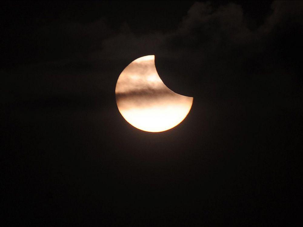 EN DIRECT. Suivez l'éclipse de Soleil du 10 juin 2021