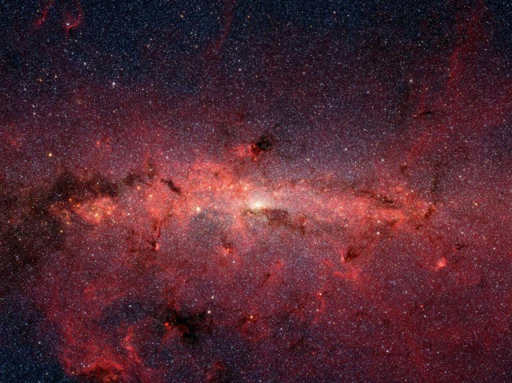 """Nous sommes faits de """"poussières d'étoiles""""... et de matière extragalactique !"""