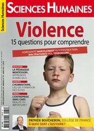Violence - 15 questions pour comprendre : Couverture Mensuel N° 279