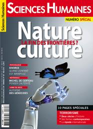 Nature / culture : la fin des frontières ? : Couverture Mensuel N° 281