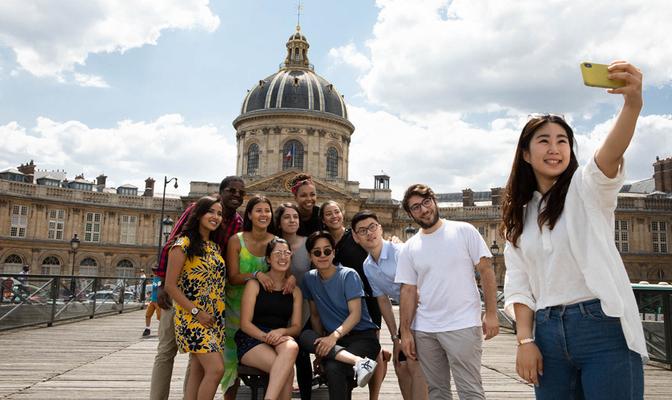 Daftar beasiswa Perancis - Emile Boutmy