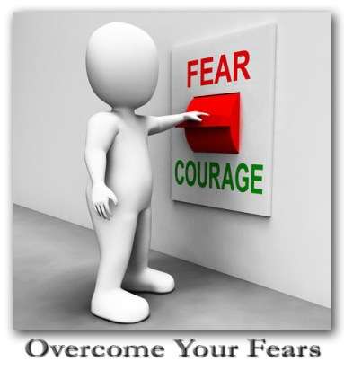 fear - how to overcome fear - sciencetreat