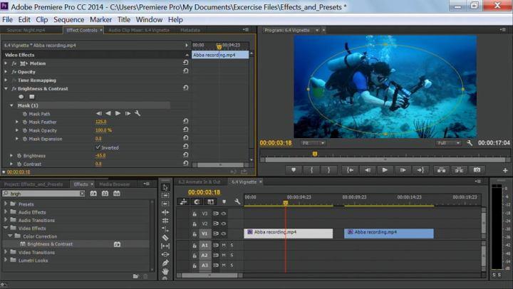 Premiere pro tutorial- sciencetreat
