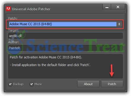 Adobe Muse CC 2018 free Dowanload