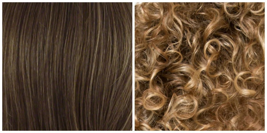 Can Hair Change From Straight To Curly Science World