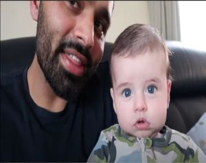 The Modern Singhs:-मॉडर्न सिंह का नया वीडियो OUR BABY TURNS 4 MONTHS OLD | ALREADY STANDING?!