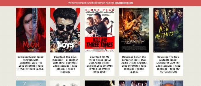 Moviesverse:- Download Latest Bollywood, Hollywood Full Movie
