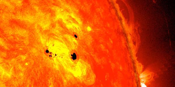 zonnevlek
