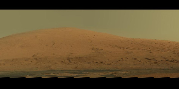 Foto: NASA / JPL-Caltech / MSSS.