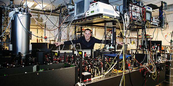 experiment aan TU Delft