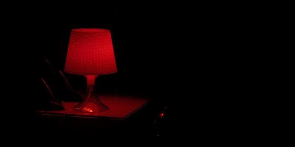 rood lampje