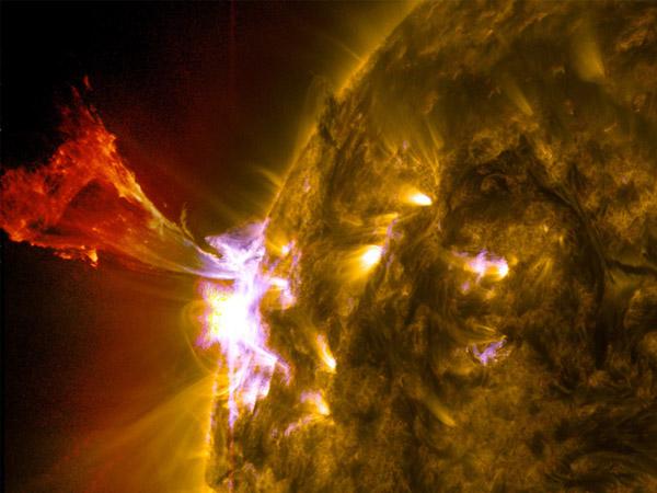Foto: NASA / SDO / AIA.