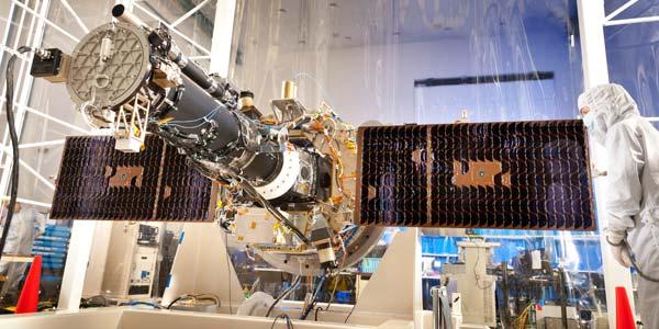 iris-satelliet