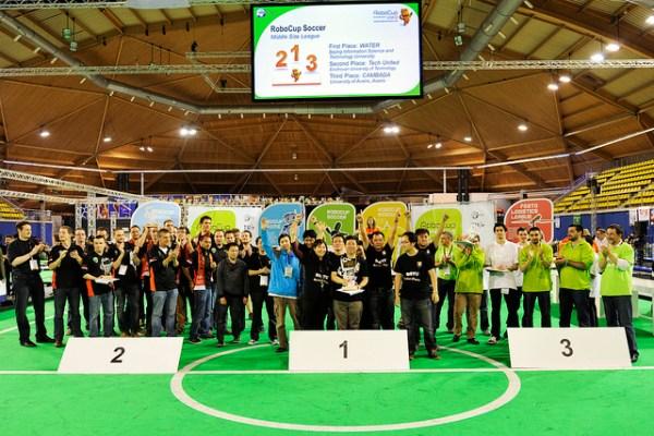 China wint het WK, Nederland eindigt op de tweede plek.