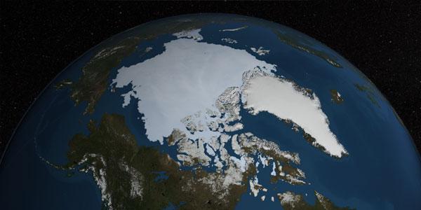 Zee-ijs op Noordpool stevent af op minimum, maar lijkt geen record te gaan breken
