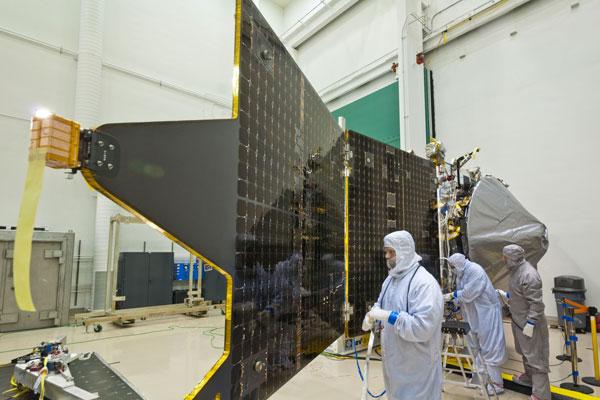 MAVEN. Foto: Lockheed Martin.
