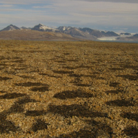 Spitsbergen. Foto: ESA.