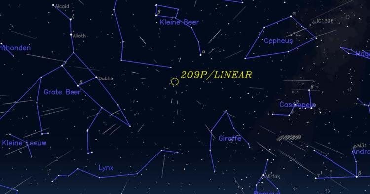 meteorenzwerm