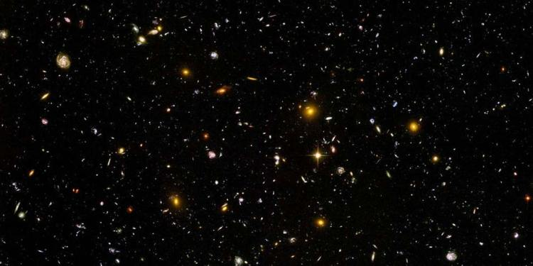 stukje universum