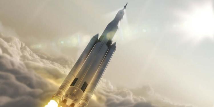 sls-raket