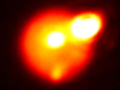 Afbeelding: Katherine de Kleer / UC Berkeley / Gemini Observatory / AURA.