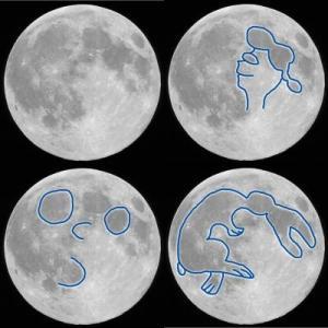 maan-gezicht