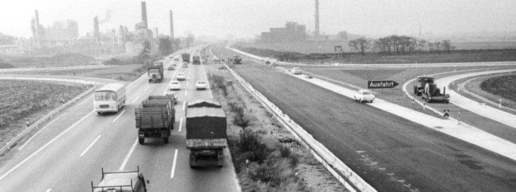 De A555: de allereerste snelweg ter wereld.