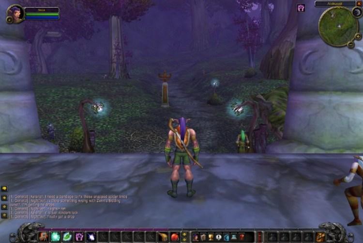 World of Warcraft: een spel waarbij de kwaliteiten van mannen, zoals ruimtelijk inzicht, van pas komen.